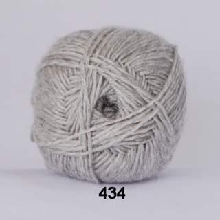 Bamboo Wool 0434 ljusgrå