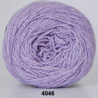 Organic 350 - Wool Cotton 4046 syrenlila