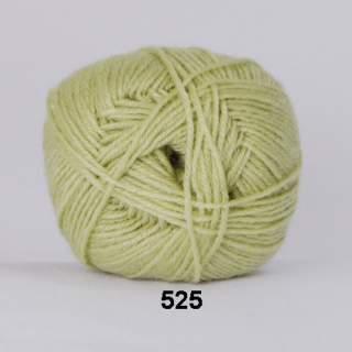 Bamboo Wool 0525 ljusgrön