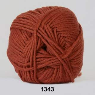 Merino Cotton 1343 terracotta