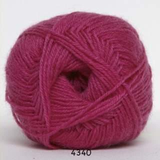 Sock 4 4340 cerise