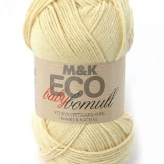 Ecobomull baby 907 gul