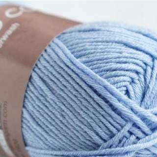 Merino Cotton 1620 ljus violett