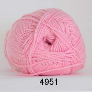 Lana cotton 212 4951 rosa