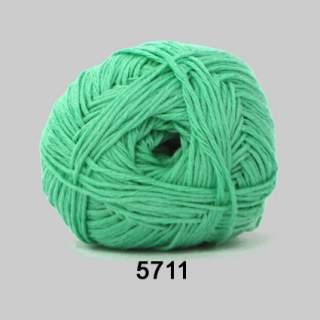 Green Cotton Linen 5711 mintgrön