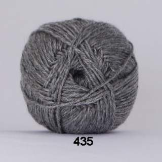 Bamboo Wool 0435 grå