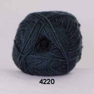 Bamboo Wool 4220 jeansblå