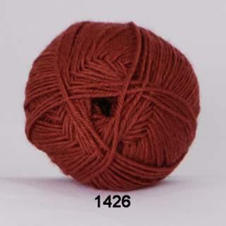 Bamboo Wool 1426 tegelröd