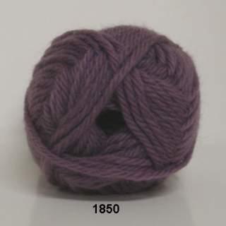 Ragg strømpegarn 1850 mörkgammelrosa