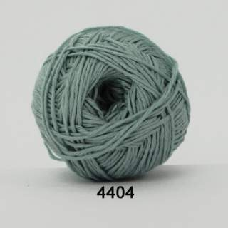 Green Cotton Linen 4404 blekgrön
