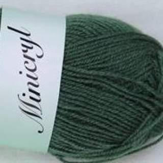 Minicryl 27310 olivgrön