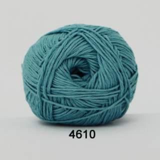 Green Cotton Linen 4610 dalablå