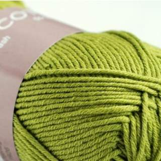 Merino Cotton 1265 lime