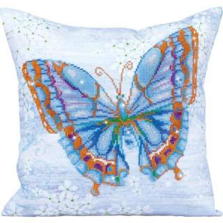 Diamond Dotz DD16.006 PAPILLON BLEU