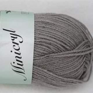 Minicryl 27321 grå