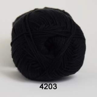 Cotton 100 4203 svart
