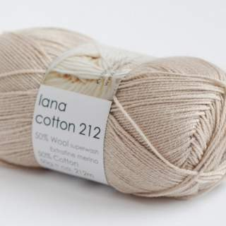 Lana cotton 212 2122 beige
