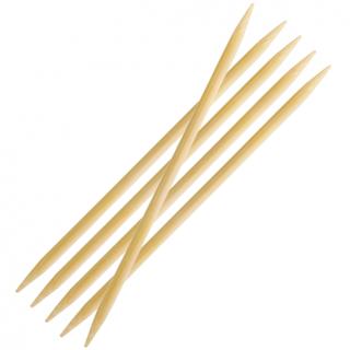 Strumpstickor bambu 6,5 mm 20 cm Garnstudio