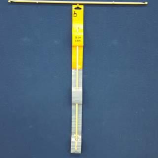 Kroknål dubbelsidig 3 mm