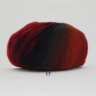 Hjerte Soft Longcolors 0017 rost