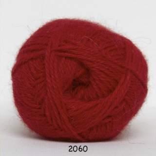 Hjerte Alpaca 2060 röd