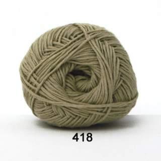 Green Cotton Linen 0418 ljusgrön