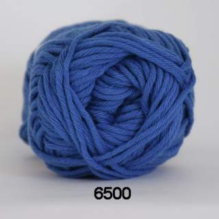 Cotton 8/8 6500 kornblå