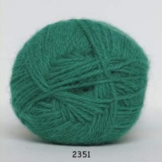 Hjerte Alpaca 2351 grön