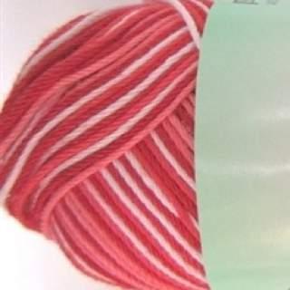 Fino Cablé 24/2x3 nystan 70004 rödvit
