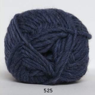 Natur uld 0525 blå