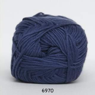 Blend bamboo 6970 jeansblå