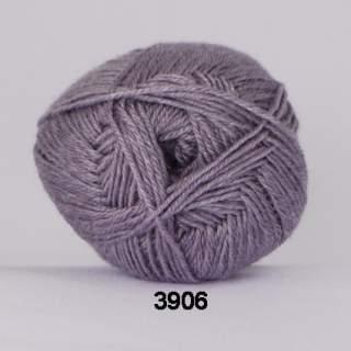 Bamboo Wool 3906 grårosa