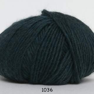 Incawool 1036 mörkgrön