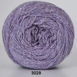 Wool silk 3029 ljuslila